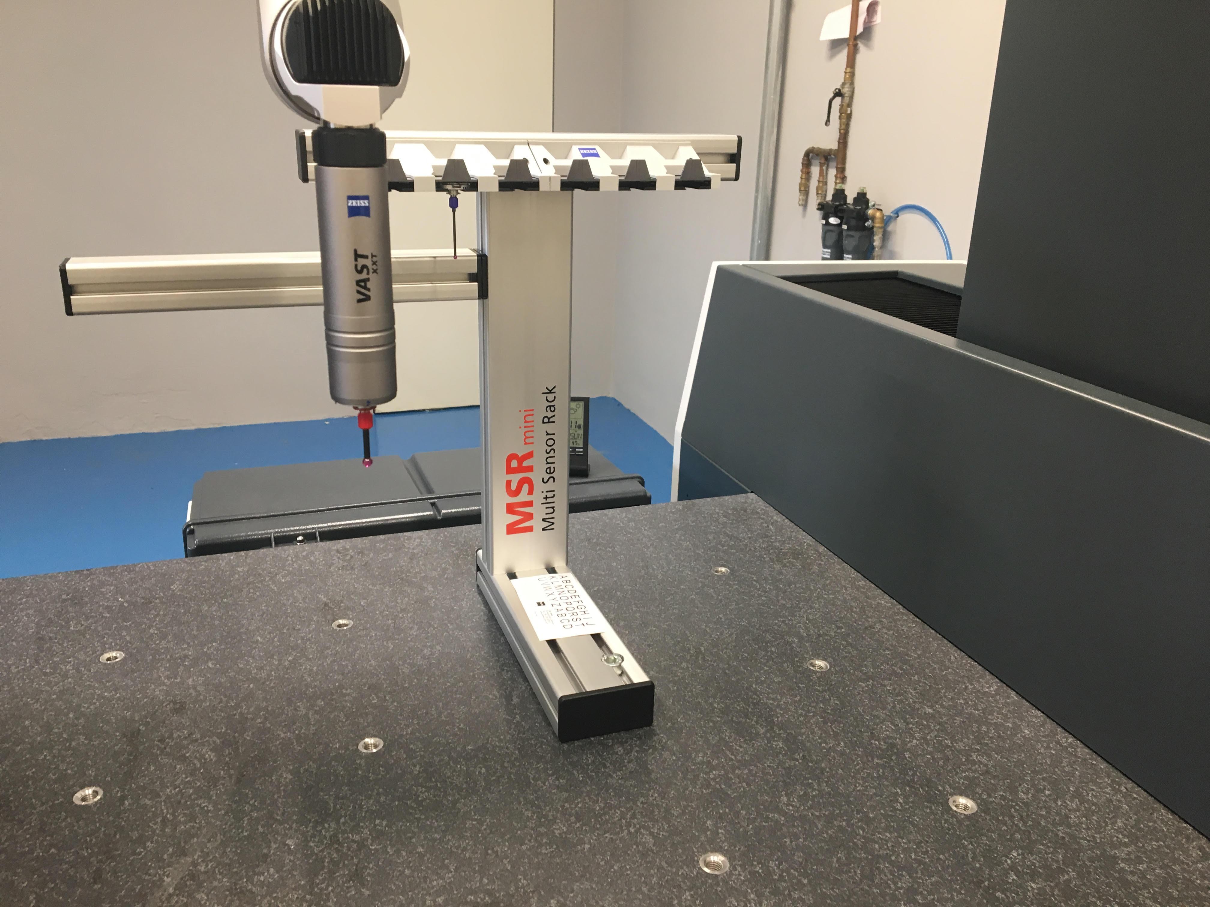 sala metrologica controllo qualità